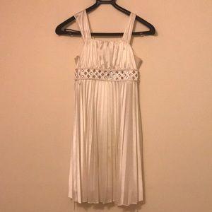 Size 10 My Michelle studded strap dress